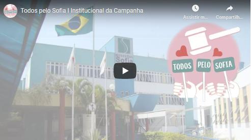 """Abenfo Nacional apoia a causa """"Todos pelo Sofia"""""""